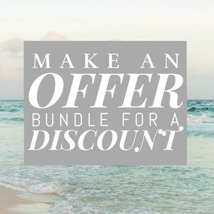 Other - {MAKE AN OFFER-BUNDLE TO SAVE}